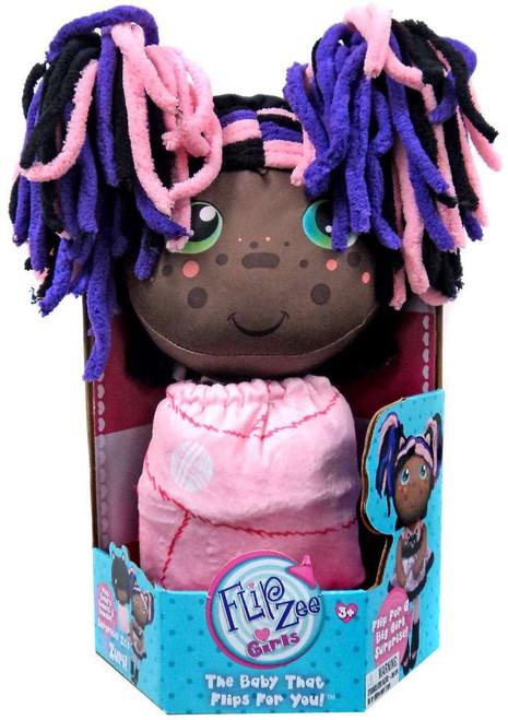 FlipZee! Girls Zuri Kitty Plush Doll [African American]