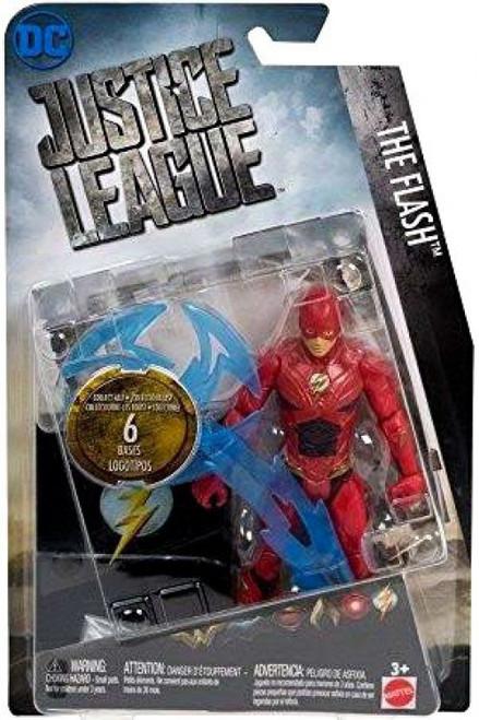 DC Justice League Movie The Flash Action Figure [Collect & Build Justice League Base]