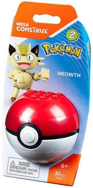 Pokémon Series 2 Meowth Set