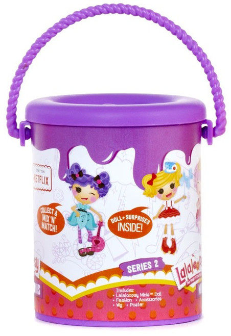 Lalaloopsy Minis Series 2 Mystery Pack