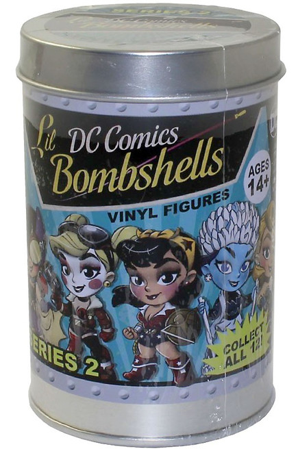 DC Lil Bombshells Series 2 2.75-Inch Mystery Pack