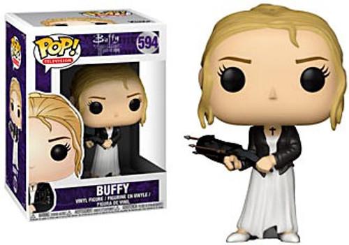 Funko Buffy The Vampire Slayer POP! TV Buffy Vinyl Figure #594