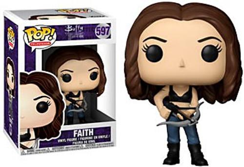 Funko Buffy The Vampire Slayer POP! TV Faith Vinyl Figure #597