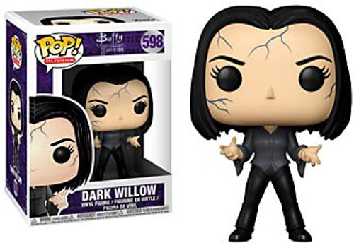 Funko Buffy The Vampire Slayer POP! TV Dark Willow Vinyl Figure #598