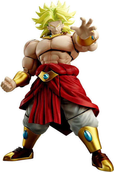 Dragon Ball Z Figure-Rise Standard Legendary Super Saiyan Broly 7-Inch Model Kit Figure