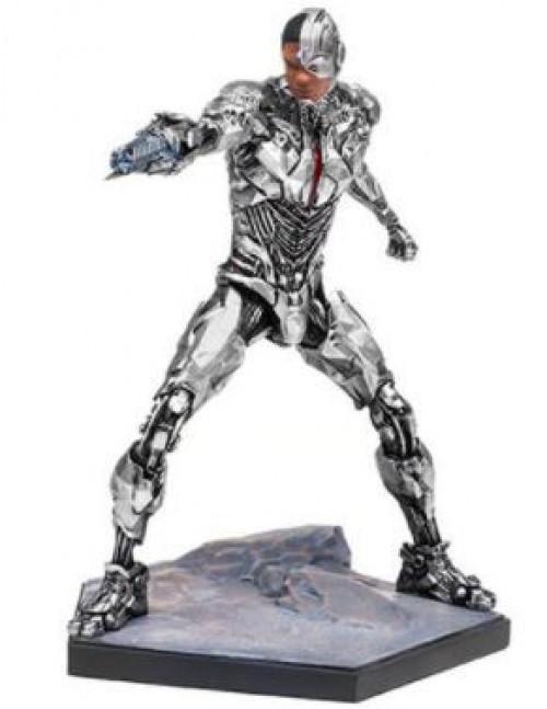 DC Justice League Cyborg Statue