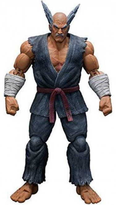 Tekken 7 Heihachi Mishima Action Figure [Regular Edition]