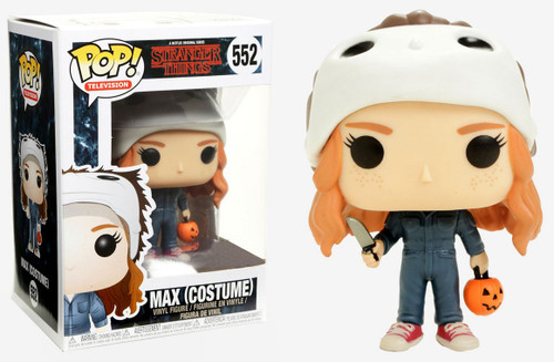 Funko Stranger Things POP! TV Max Exclusive Vinyl Figure [Costume]