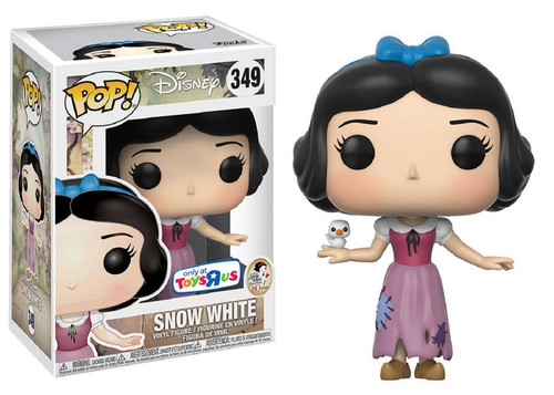 Funko Disney Princess POP! Disney Snow White Exclusive Vinyl Figure #349 [80 Years]