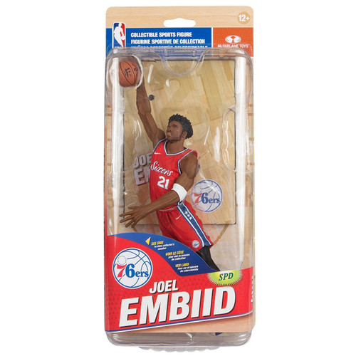 McFarlane Toys NBA Phoenix Suns Sports Picks Series 32 Joel Embiid Action Figure