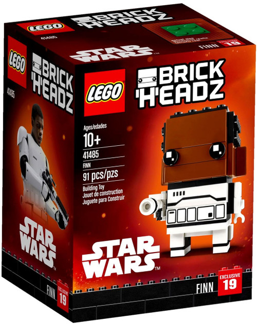 LEGO Star Wars Brick Headz Finn Set #41485