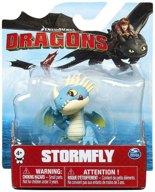 How to Train Your Dragon Mini Dragons Stormfly 3-Inch Mini Figure