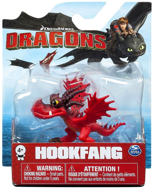 How to Train Your Dragon Mini Dragons Hookfang 3-Inch Mini Figure