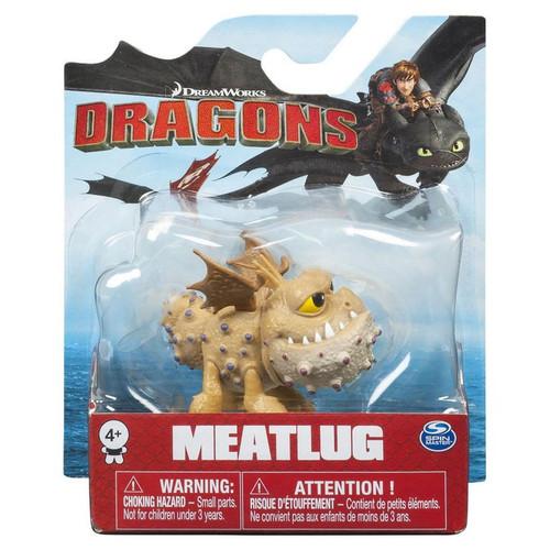 How to Train Your Dragon Mini Dragons Meatlug 3-Inch Mini Figure