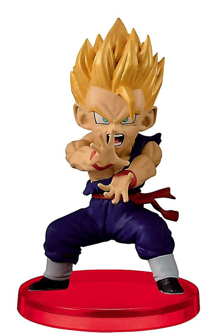 Dragon Ball Z WCF Super Saiyan Gohan 2.5-Inch Collectible Figure BS20