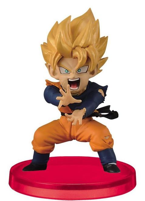 Dragon Ball Z WCF Super Saiyan Goten 2.5-Inch Collectible Figure BS22