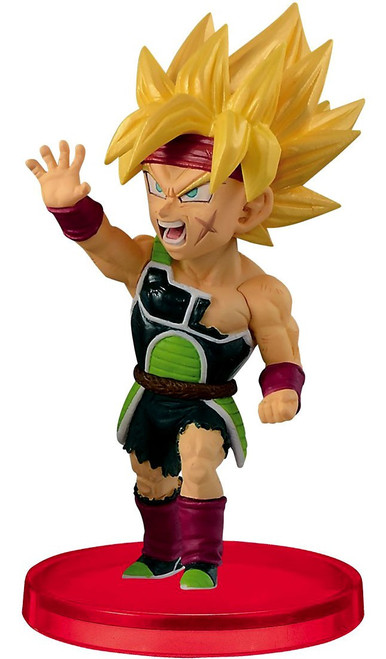 Dragon Ball Z WCF Super Saiyan Bardock 2.5-Inch Collectible Figure BS23
