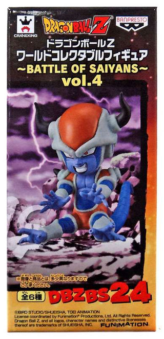 Dragon Ball Z WCF Chilled 2.5-Inch Collectible Figure BS24
