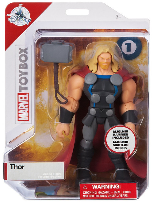 Disney Marvel Toybox Thor Exclusive Action Figure