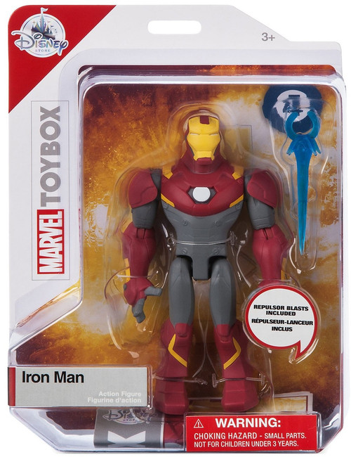 Disney Marvel Toybox Iron Man Exclusive Action Figure [Version 1]