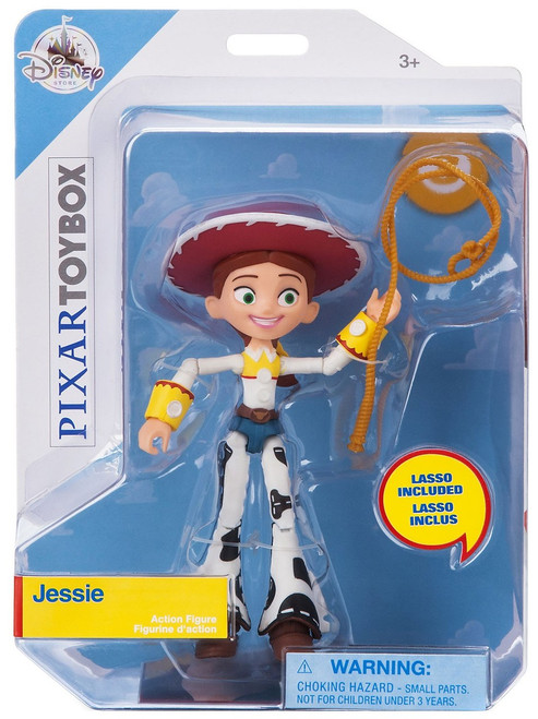 Disney Toy Story Toybox Jessie Exclusive Action Figure [Lasso]