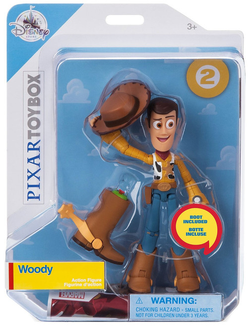 Disney Toy Story Toybox Woody Exclusive Action Figure [Boot]