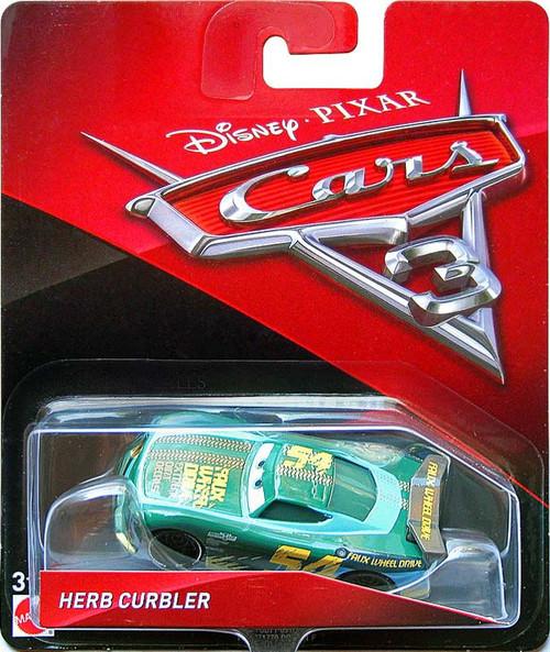 Disney / Pixar Cars Cars 3 Herb Curbler Diecast Car [Faux Wheel Drive]