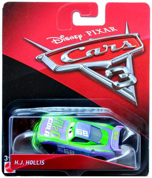 Disney / Pixar Cars Cars 3 H.J. Hollis Diecast Car [N2O Cola]