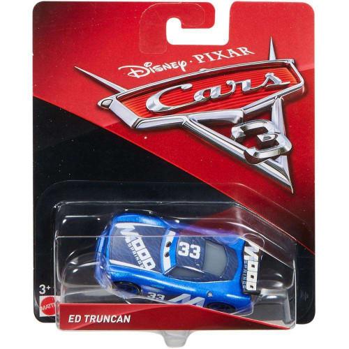 Disney / Pixar Cars Cars 3 Ed Truncan Diecast Car [Mood Springs]