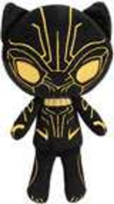 Funko Marvel Hero Plushies Black Panther Glow Plush