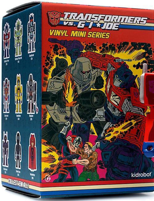 Transformers & GI Joe Vinyl Mini Series 3-Inch Mystery Pack