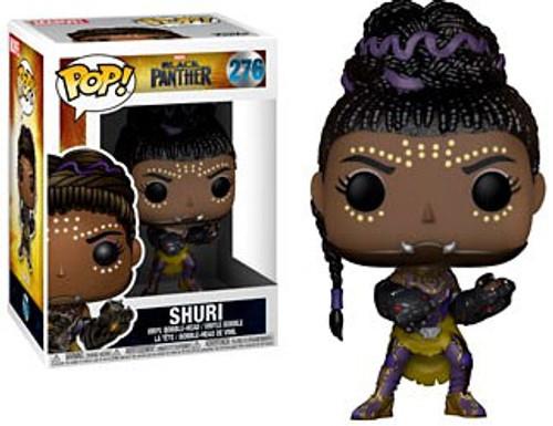 Funko Marvel Universe Black Panther POP! Marvel Shuri Vinyl Figure #276