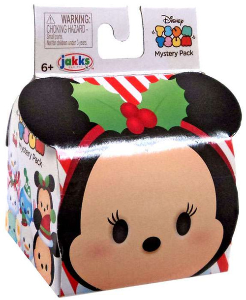 Disney Tsum Tsum Holiday Mystery Pack