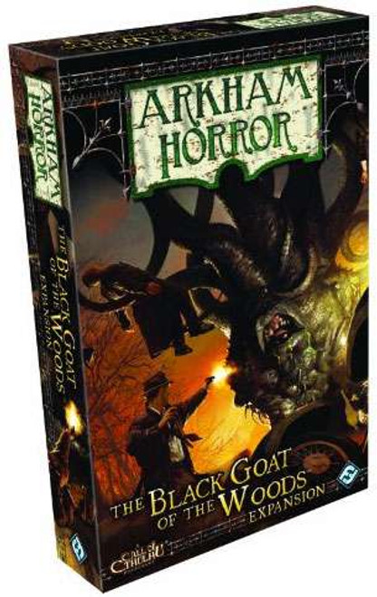 Arkham Horror The Black Goat of the Woods Board Game Expansion