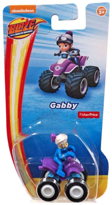 Fisher Price Blaze & the Monster Machines Nickelodeon Gabby Vehicle