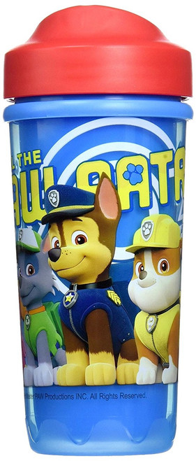 Paw Patrol Toddlerific! 8 oz. Insulated Adjustable Flow Sippy Cup