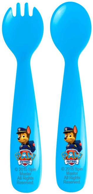 Toddlerific! Paw Patrol Flatware Set