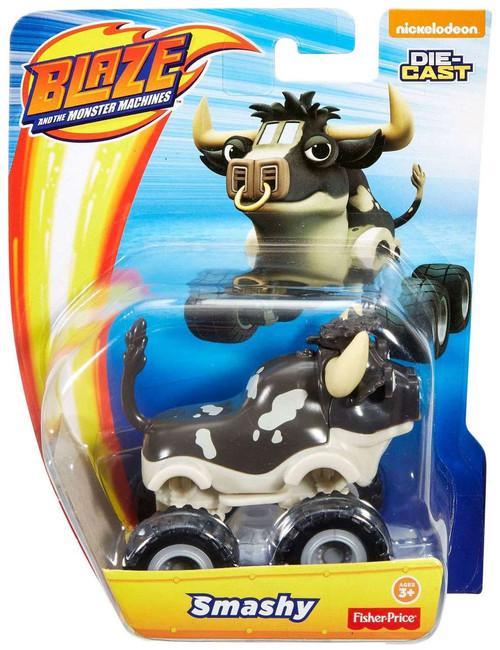 Fisher Price Blaze & the Monster Machines Nickelodeon Smashy Diecast Car