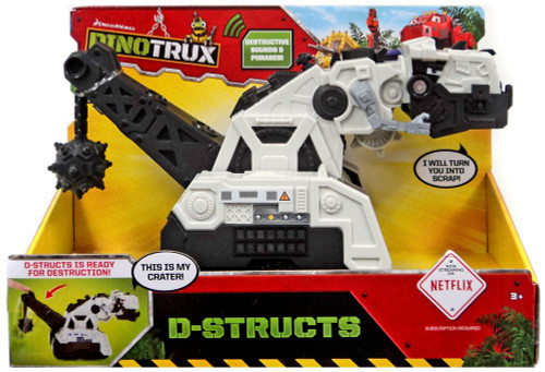 Dinotrux Destructs Deluxe Figure