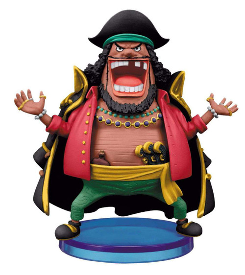 One Piece WCF Fight Marshall D. Teach 2.5-Inch Collectible Figure