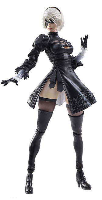 NieR: Automata Bring Arts 2B Action Figure [Version 1]