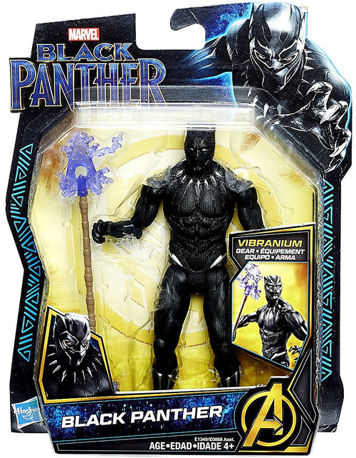 Marvel Black Panther Action Figure