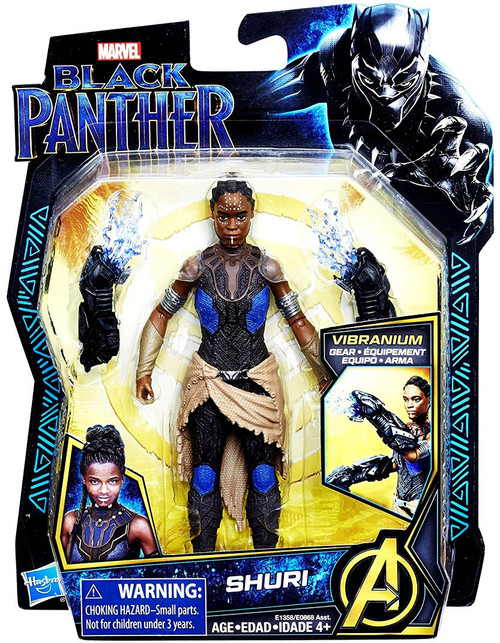Marvel Black Panther Shuri Action Figure