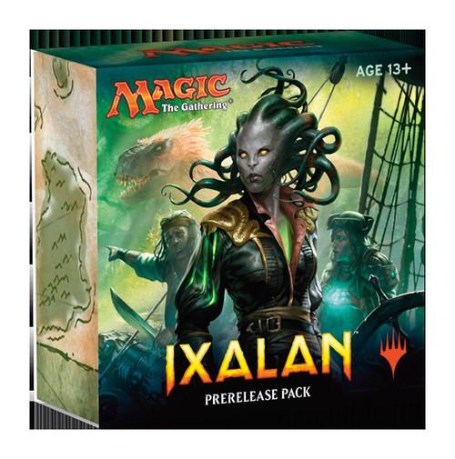 MtG Trading Card Game Ixalan Pre-Release Kit