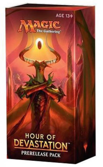 MtG Trading Card Game Hour of Devastation Pre-Release Kit
