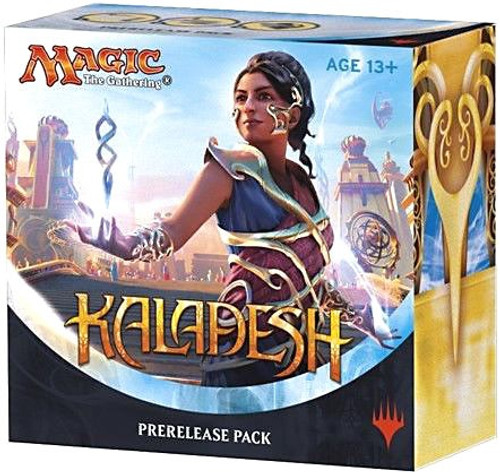 MtG Trading Card Game Kaladesh Pre-Release Kit