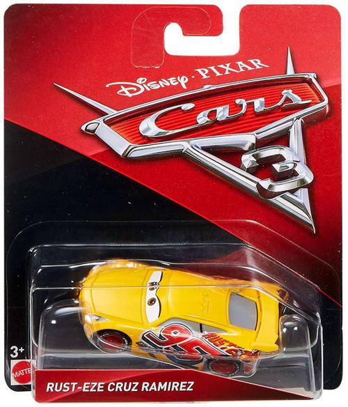Disney / Pixar Cars 3 Rust-Eze Cruz Ramirez Diecast Car