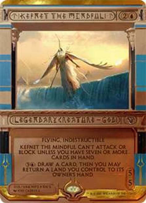 MtG Masterpiece Kefnet the Mindful #15 [Amonkhet Invocation]