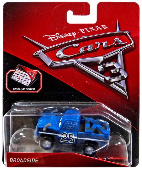 Disney / Pixar Cars 3 Broadside Diecast Car