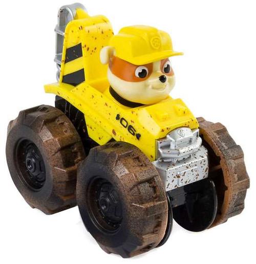 Paw Patrol Rescue Racer Rubble's Monster Truck Figure